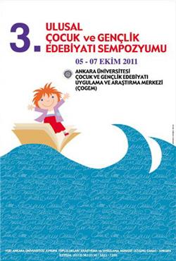 3. Ulusal Çocuk ve Gençlik Edebiyatı Sempozyumu
