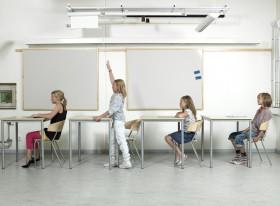 Sınıfta Oturmak mı Hareket Etmek mi?